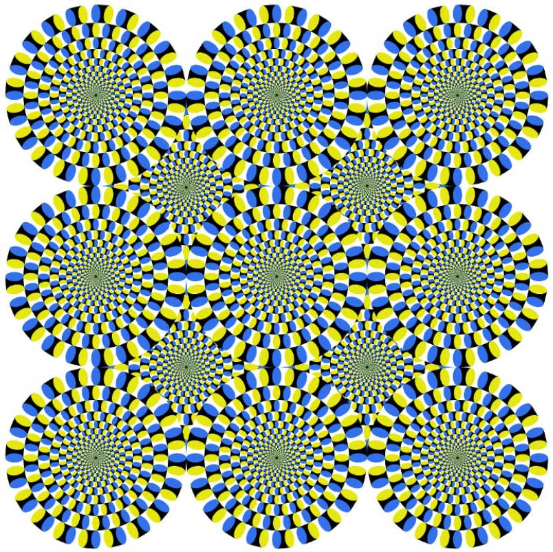 artificial illusion