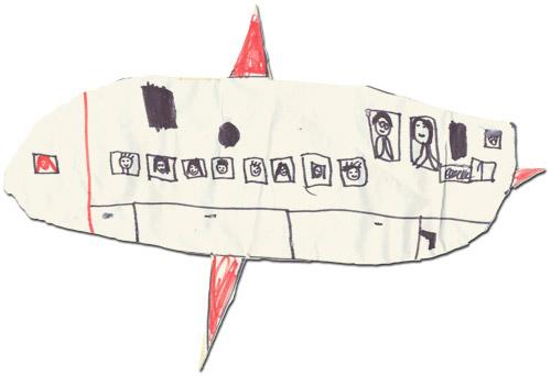 Летателен апарат (за голямо семейство)